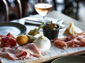 Baccomatto Osteria: relaxed Italian dining with effortless sophistication