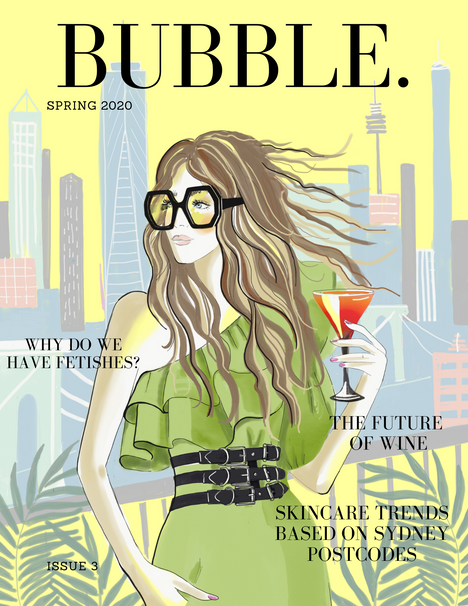 bubble magazine issue 3 spring issue