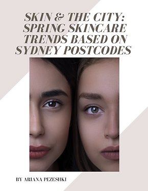 Skin & the city_ spring skincare trends