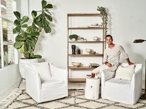 WFH: Interior stylist Steve Cordony's top five ways to implement a wholesome workspace