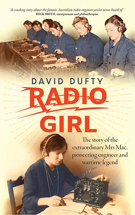 Book review Radio Girl