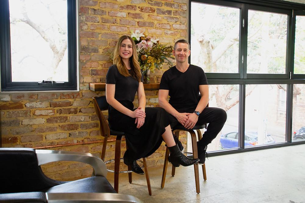 Marc & Maxwell Sabrina Maxwell Marc Armstrong