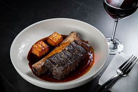 SOUL Dining - barbecue beef short rib bubble. magazine