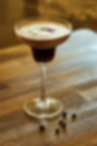 Espresso Martini bubble. magazine