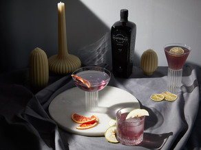 Scapegrace Black's Custom Cocktail Kit To Gin-Fluence Your Night In