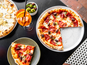 Vacanza Pizzeria: Casual Italian dining with good food, guaranteed