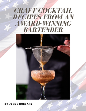 craft cocktails recipes Jesse Hubbard bubble. magazine