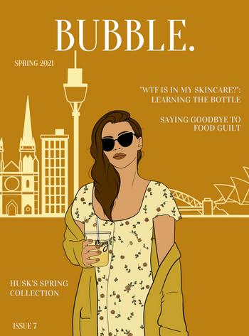 bubble magazine issue #7