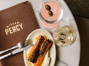 Mister Percy: Pyrmont's hidden wine bar sporting a vegetarian twist
