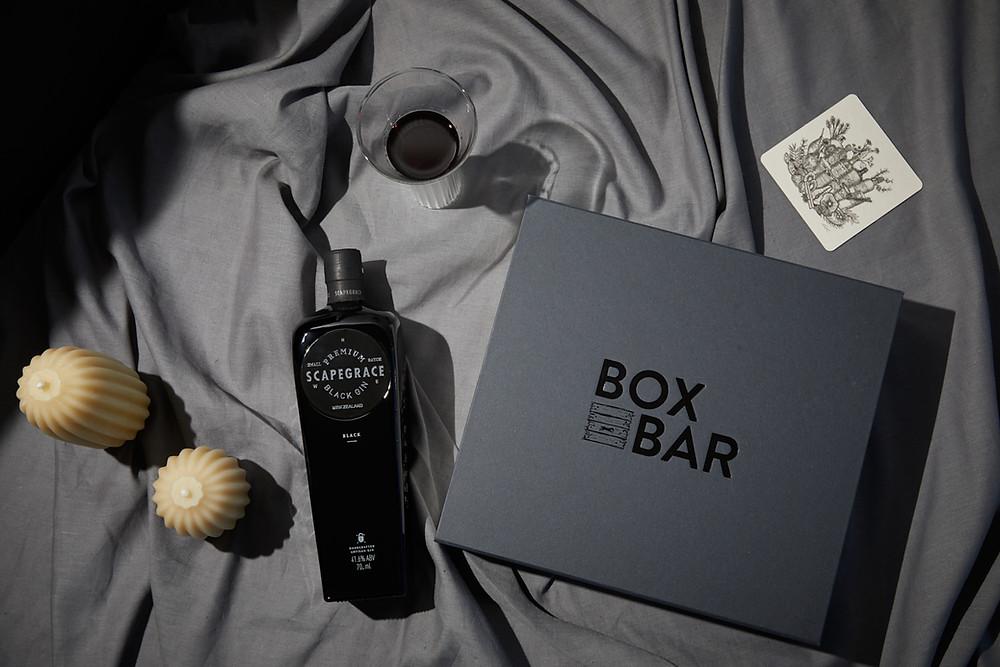 Scapegrace Black Box Bar