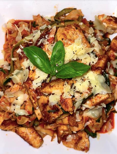 Organic Soy Pasta