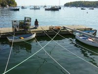 Crew travels Downeast for training