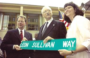 Leon Sullivan Way