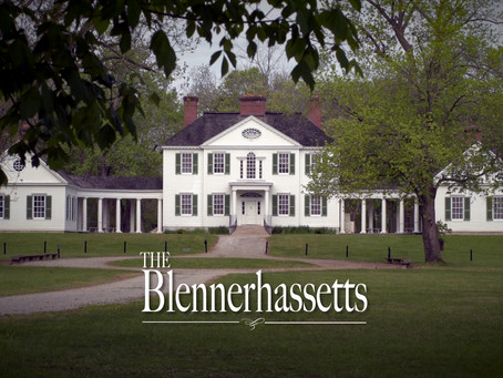 The Blennerhassetts is in Edit!