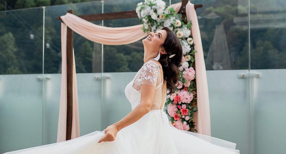 свадьба роза хутор
