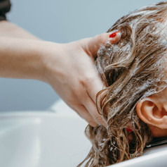 мытьё головы салон