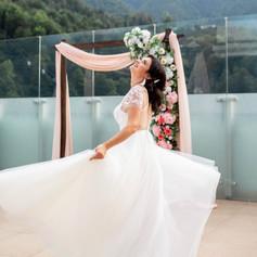 свадьба скайпарк
