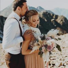 парный образ свадьба