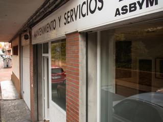 CREACIÓN DE LA EMPRESA MANTENIMIENTO Y SERVICIOS ASBYM S.L. : PUESTA EN MARCHA DE LOS SERVICIOS DE L