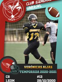 Verónica Alias