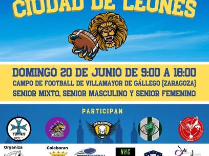 I TORNEO CIUDAD DE LEONES organizado por C.E. Sparrows