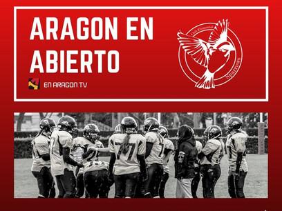 ¡Sparrows Zaragoza en Aragón en Abierto!