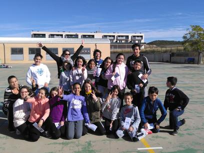 Visita al Colegio público Mariano Castillo