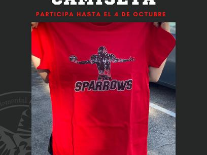 ¡Sorteamos nuestra camiseta!