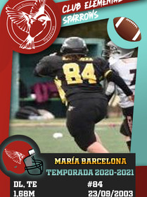 María Barcelona