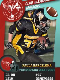 Paula Barcelona
