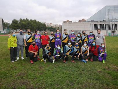¡Nuestro equipo de Flag debuta junto a Templars contra Raptors!