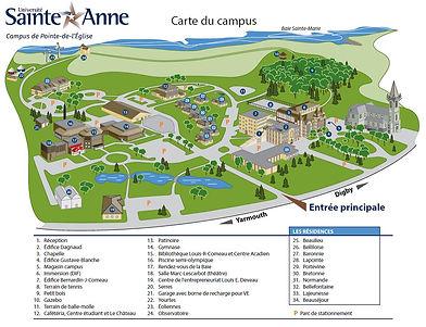 carte campus