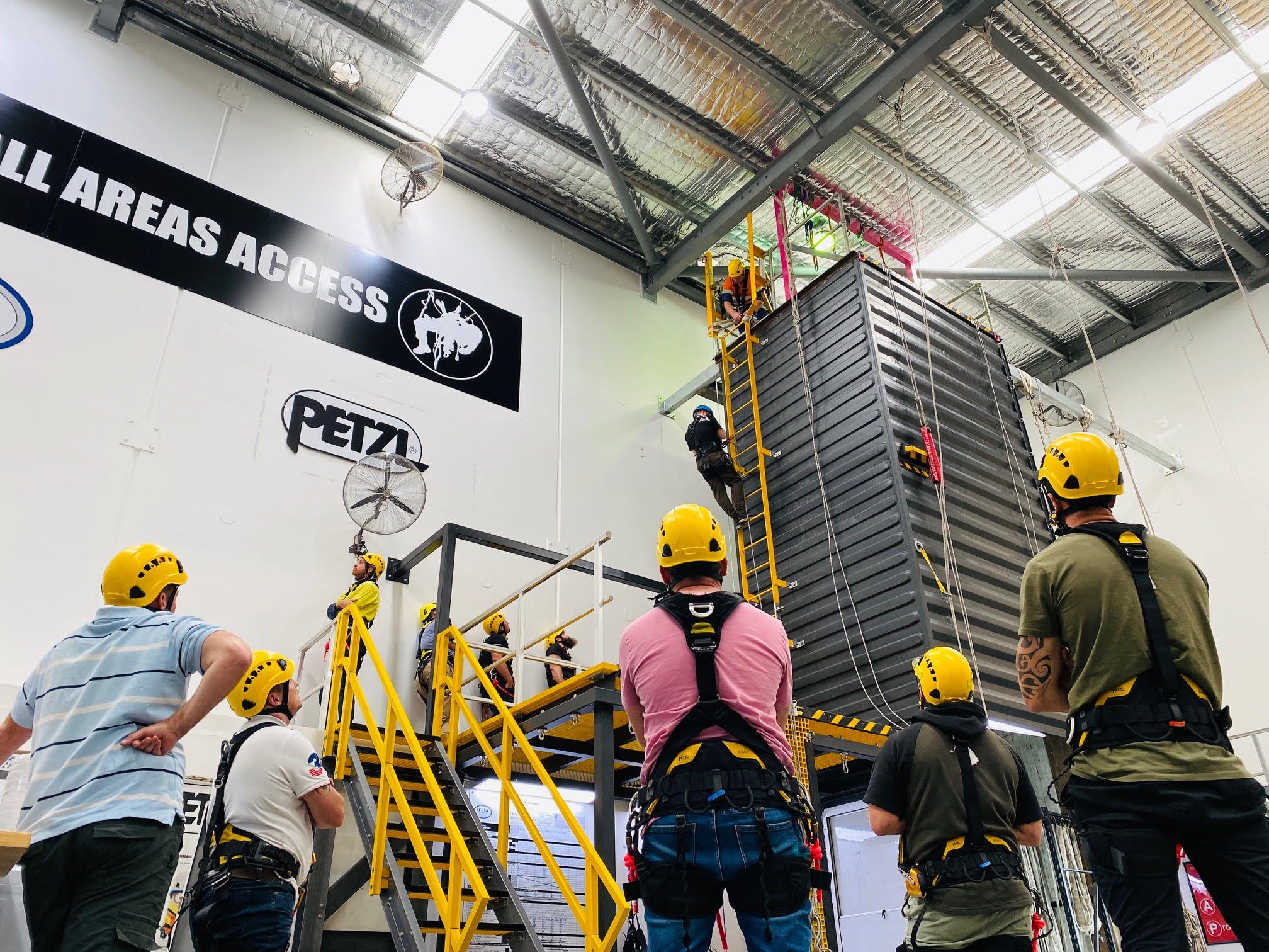IRATA Rope Access Training Course