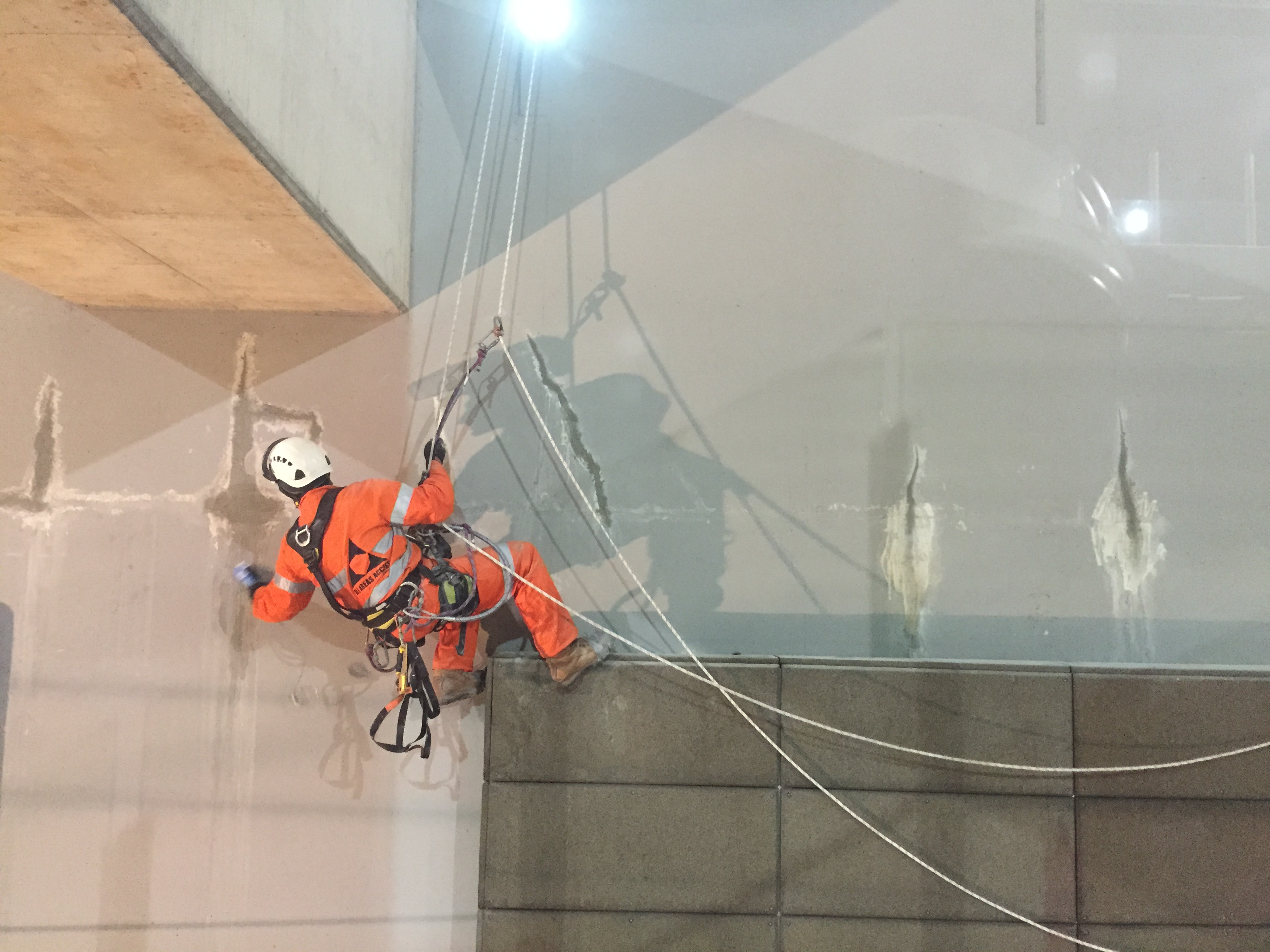 IRATA ROPE ACCESS OPERATIONS