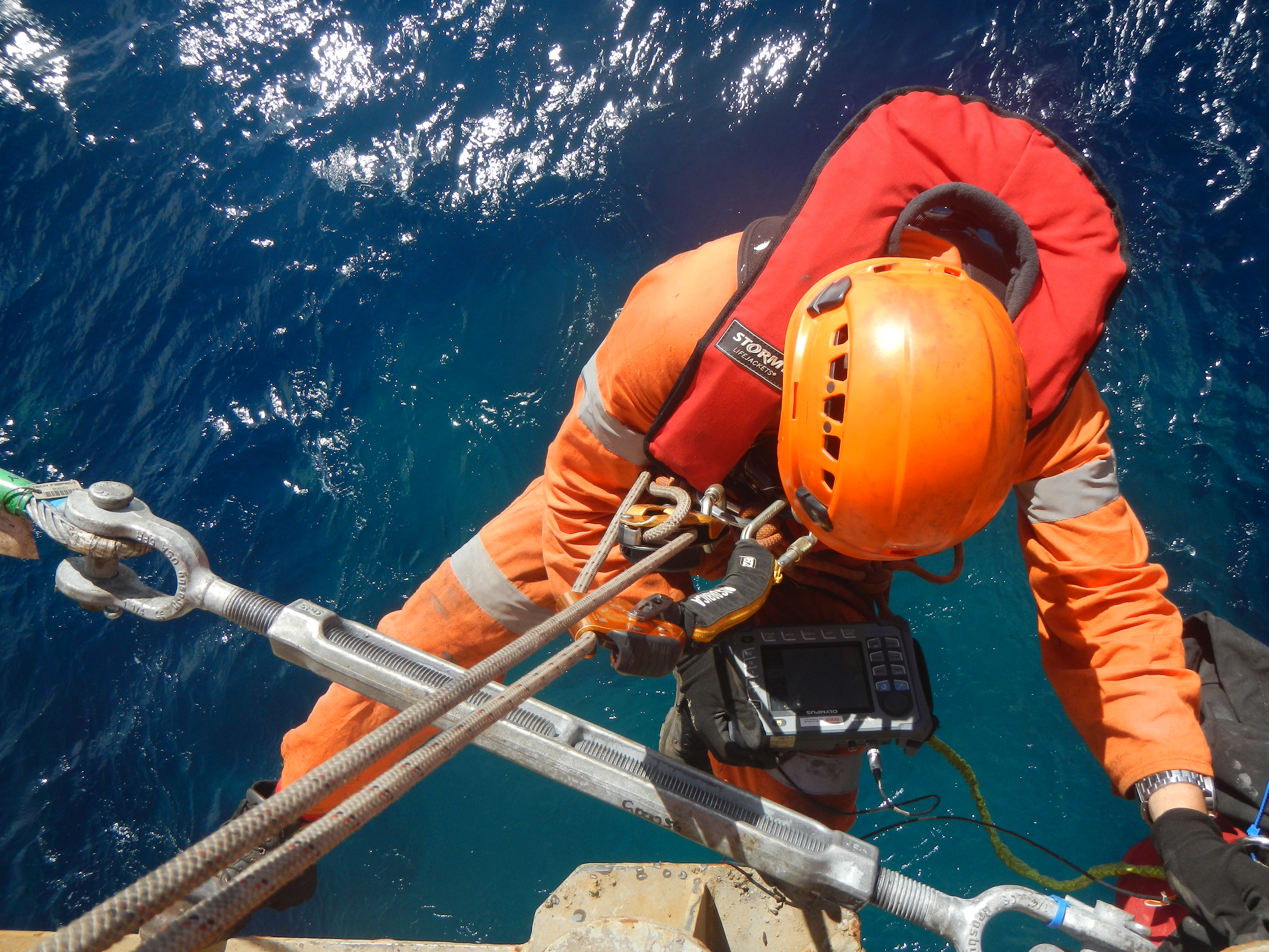 OFFSHORE ROPE ACCESS OPERATIONS