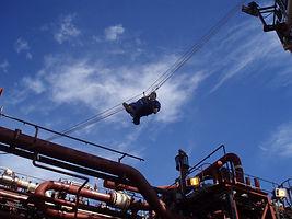 repair, maintenance, rope access, offshore