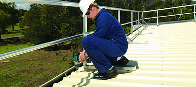 all areas access, installation, height safety