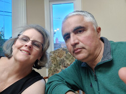 Sandra and Yahya Sotoudeh