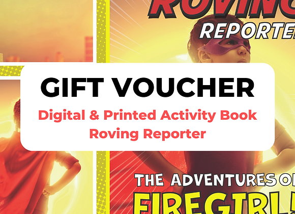 Roving Reporters Digital + Print Gift Voucher