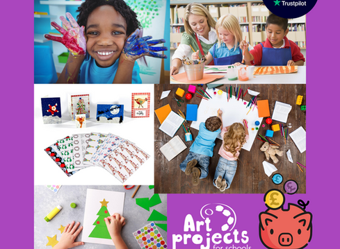 Run a Creative School Fundraising Project with us