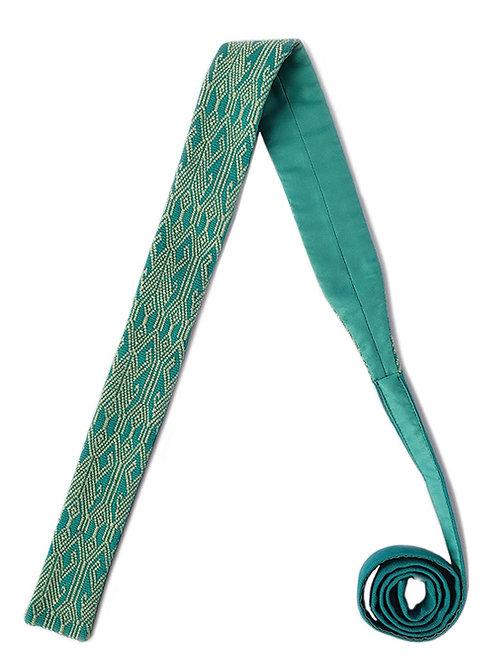 Corbata Jade