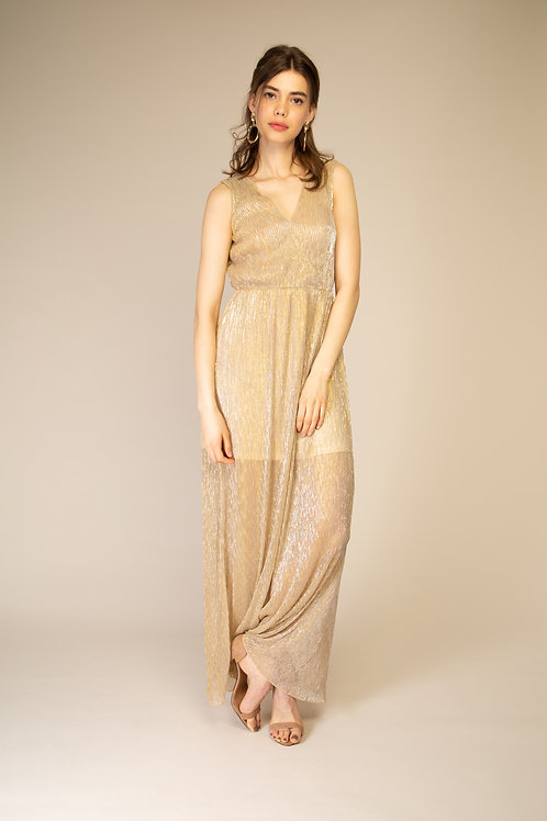 Maxidress Gold
