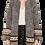 Thumbnail: Embroidered Bouclé Coat