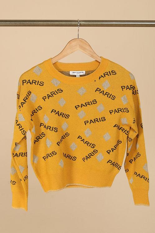 Pullover Paris