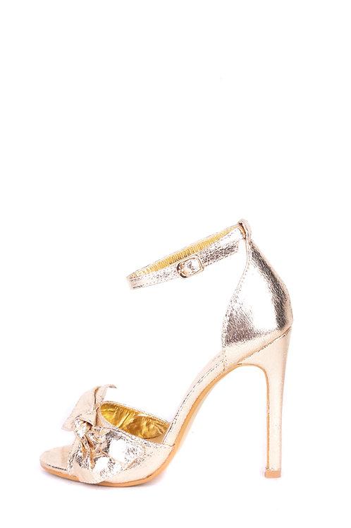 High Heel Gold