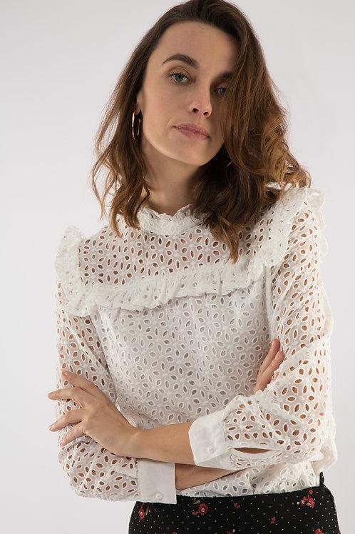 Cotton Blouse Anne