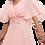 Thumbnail: Kleid mit Capeärmeln