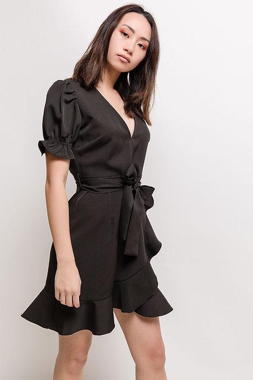 Volants Dress