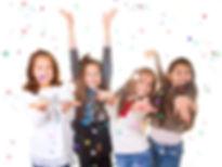 Girls Razzle Dazzle parties