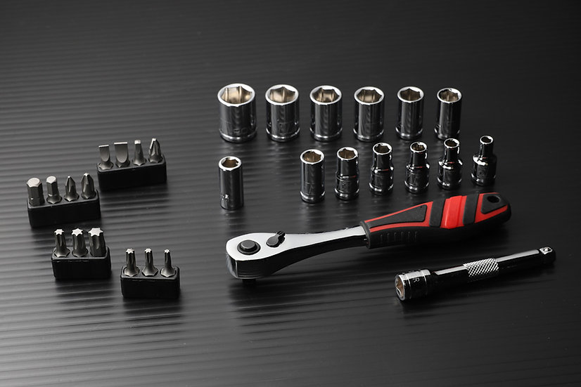 BLITZ :  Compact Tool Set (Price includes delivery)